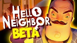 HELLO NEIGHBOR #20 - DIE BETA IST DA! ● Let's Play Hello Neighbor