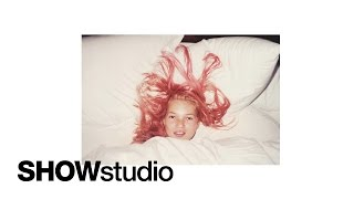 SHOWstudio: Subjective - Kate Moss interviewed by Nick Knight