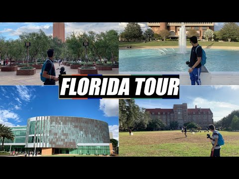 FLORIDA COLLEGE TOUR MOVIE (Roadtrip; UCF, FSU, UF, USF more...)