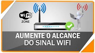 Como aumentar o alcance do sinal Wifi do seu roteador #2
