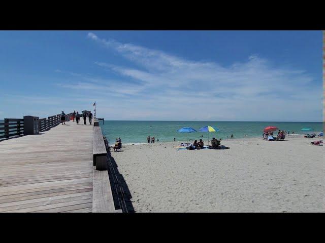 Beach Life in Sarasota, Florida