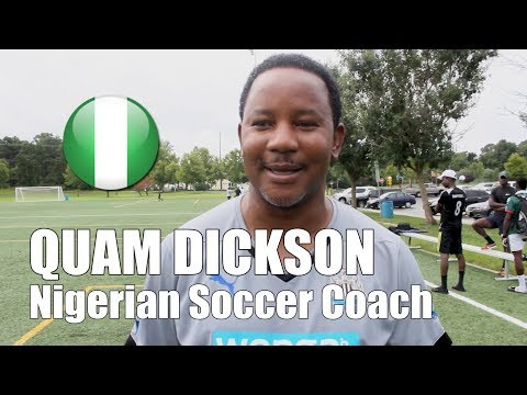 Meet Nigerian soccer coach who help Africans get into U.S. College free | Being Nigerian