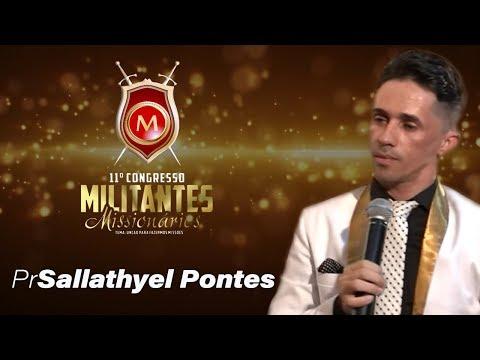 Pr. Sallathyel Pontes | Militantes 2019