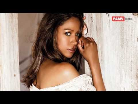 Stacey Dash Showing Her Sexy Body In Playboy Magazine