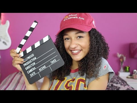 How I got into Film Production at USC