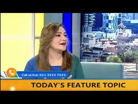 Aaj Pakistan with Sidra Iqbal   Ramzan Main Heat Stroke Say Kese Bacha Jaye   Aaj News   Part 4