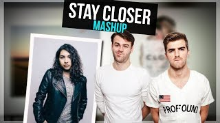 """Download Mp3 """"stay Closer""""  Mashup  The Chainsmokers X Zedd X Halsey X Alessia Cara"""