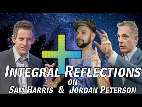 What Sam Harris & Jordan Peterson can learn from each other!