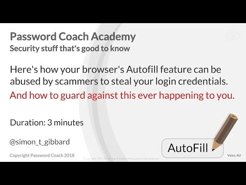 The browser autofill/autocomplete vulnerability explained in 2 minutes