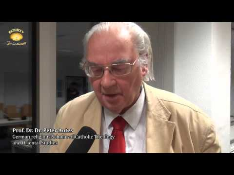 Interview with Prof. Peter Antes, German religious Scholar