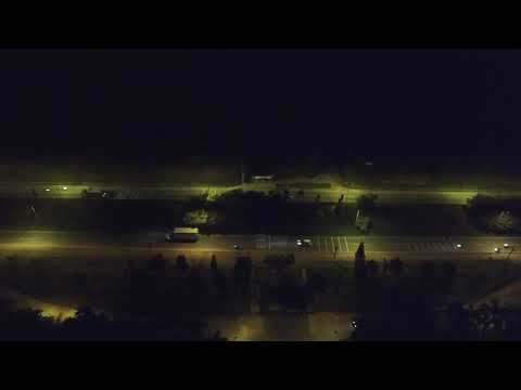 Drone Phantom 3 Batam In Night