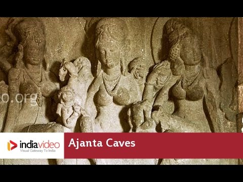Ajanta Caves, these caves inspire prayer