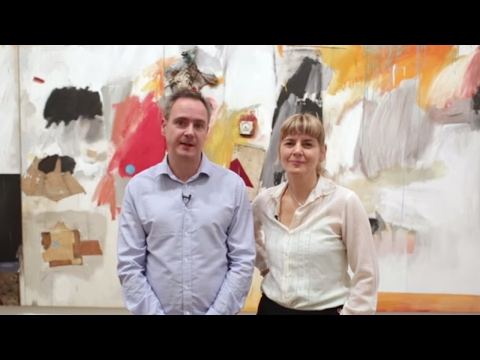 Robert Rauschenberg at Tate Modern on The Art Channel