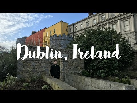 DUBLIN, IRELAND // Vegan Travel Diaries