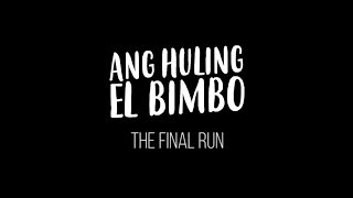 Resorts World Manila - Ang Huling El Bimbo 2019 | Final Run Announcement