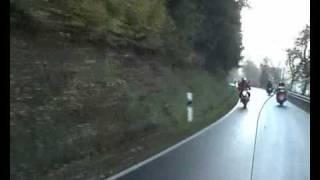 Biker on Tour 30. Oktober 2005 - Naheweinstrasse