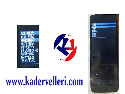 Factory reset any Chinese Phone with Chinese recovery