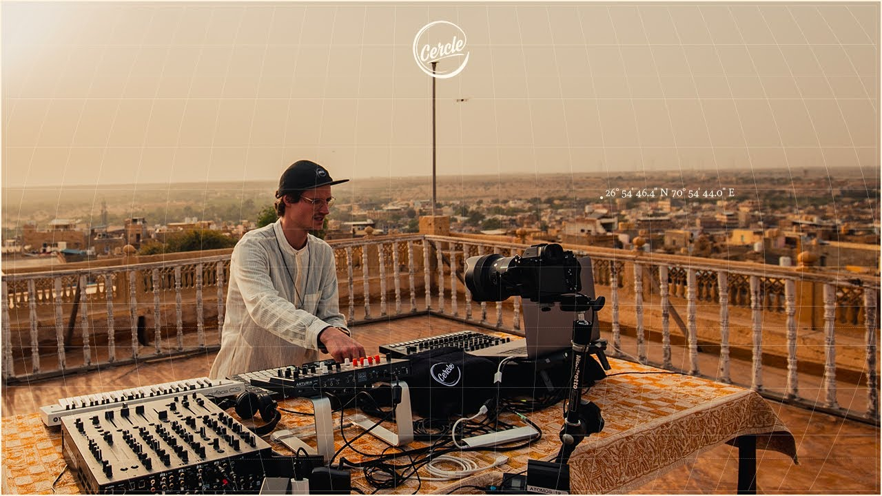 Download Innellea live at Jaisalmer fort in India for Cercle
