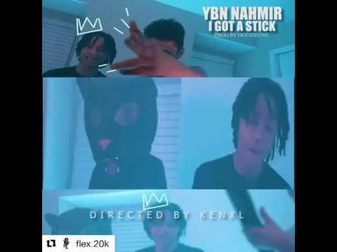 YBN Nahmir - I Got A Stick (TAY K DISS)