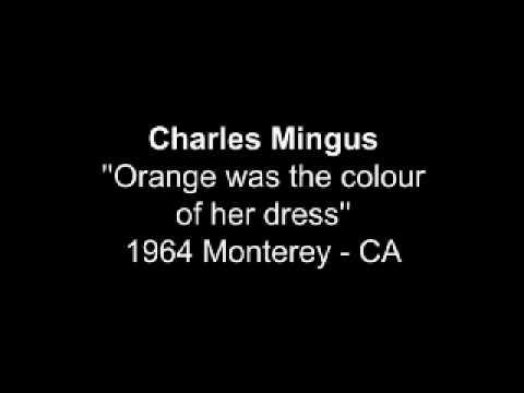 Charles Mingus 1964 Monterey
