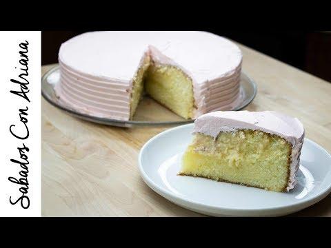 Pastel o torta de tres leches - #S�bados Con Adriana