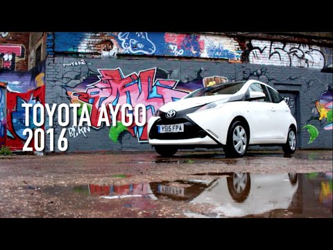 Toyota Aygo 2016 | UK REVIEW - Burrows Motor Company