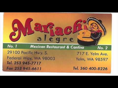 MARIACHI ALEGRE MEXICAN RESTAURANT AND CANTINA 2