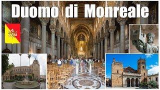 Сицилия, фильм - 2  Duomo di Monreale    Sicily, the film - 2