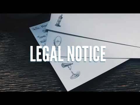 What is Legal Notice? Keep these Important points in mind while filing a Legal Notice.