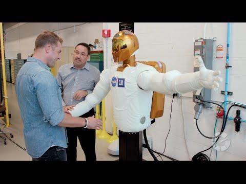 Futuristic Tech of the GM Technical Center | Translogic 206
