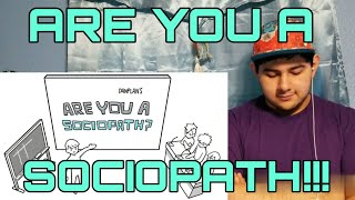 """DanPlan """"By the way, Are you a Sociopath?"""" REACTION!!!"""