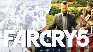Far Cry 5 - Release und  Ankündigungs Trailer / Gameplay German Deutsch Ubisoft