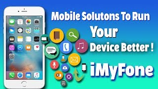 iMyFone D-Back Recover Lost Date And Fix iOS System / 2017