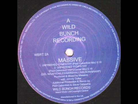 Massive Attack - Massive - Unfinished Sympathy (Paul Oakenfold Mix)