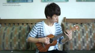Repeat youtube video (Christina Perri) A Thousand Years - Sungha Jung (ukulele)