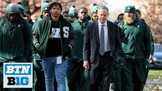 Mark Dantonio on Pinstripe Bowl Selection | Michigan State Football
