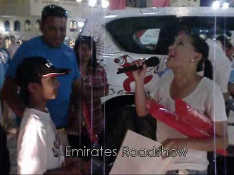 Emirates Roadshow