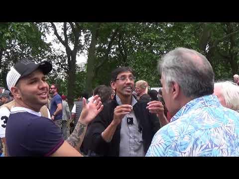 Atheism, Reason And Islam Part 1 Of 2 |shabir Yusuf | Hyde Park