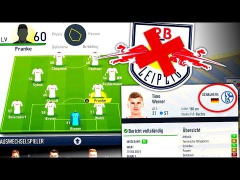 FIFA 17 : DIE ZERSTÖRUNG VON RB LEIPZIG !!! 😈☠️😱 RB Leipzig Sprint To Disaster