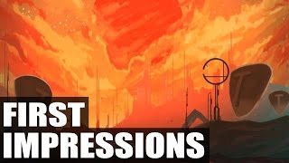 Elegy for a Dead World Gameplay | First Impressions HD