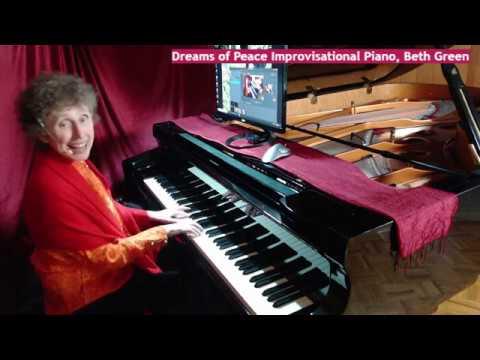 Dreams of Peace, Beth Green, 7- 9-2020