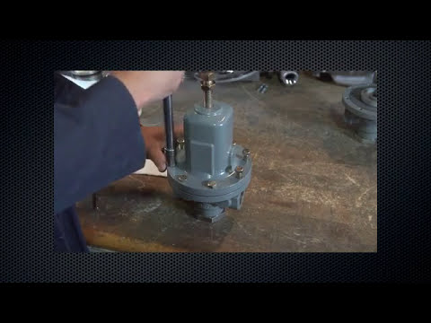 How To Perform Maintenance On A Fisher MR98 Self-Operated Backpressure Regulator