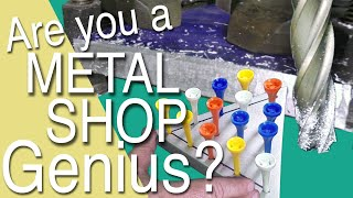 Machining a genius metal puzzle for my kids