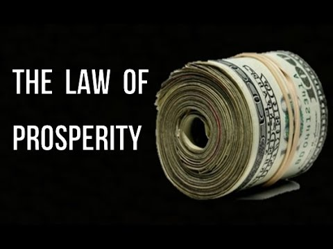 The Law of Prosperity - Align With What is Yours by Divine Right