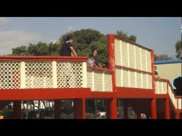 EL TRIO GALVAN EN SIX FLAGS! CHETOS WEEKEND Travel Video