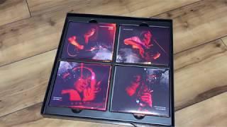 キングクリムゾンの27枚組CDボックスセットが届いたので早速開封しました。