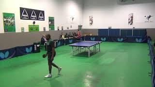 Bukin Andrei  - Quadri Aruna (Чемпионат Португалии, настольный теннис)