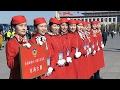 中国全人代あす閉幕 緊張の中にお祭りムードも
