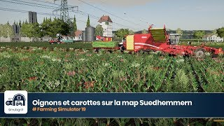 "[""farming simulator"", ""cattle and crops"", ""pure farming"", ""spintires mudrunner"", ""carotte"", ""oignon""]"
