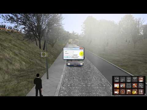 OMSI 2 Как начать играть? TUTORIAL RUS bus simulator
